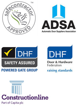 accreditations  sc 1 th 262 & Comech Engineering Loading Bay Equipment Industrial Doors Entrance ...