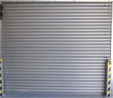 Roller Shutter 3 & Roller Shutter Doors / Roller Grilles - Comech Engineering ...