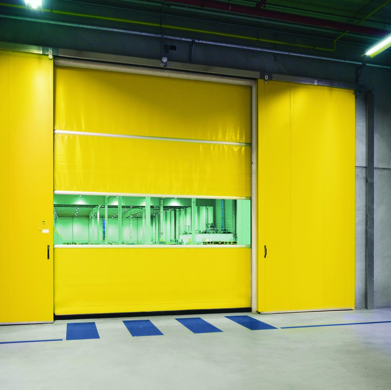 High Speed Doors - Comech Engineering Specialists in ...