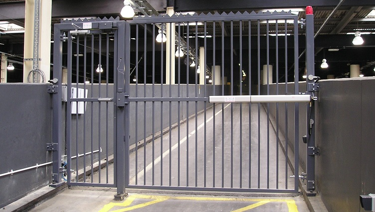 Auto gates automation comech engineering specialists