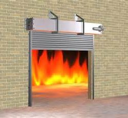 Fire Rated Roller Shutters