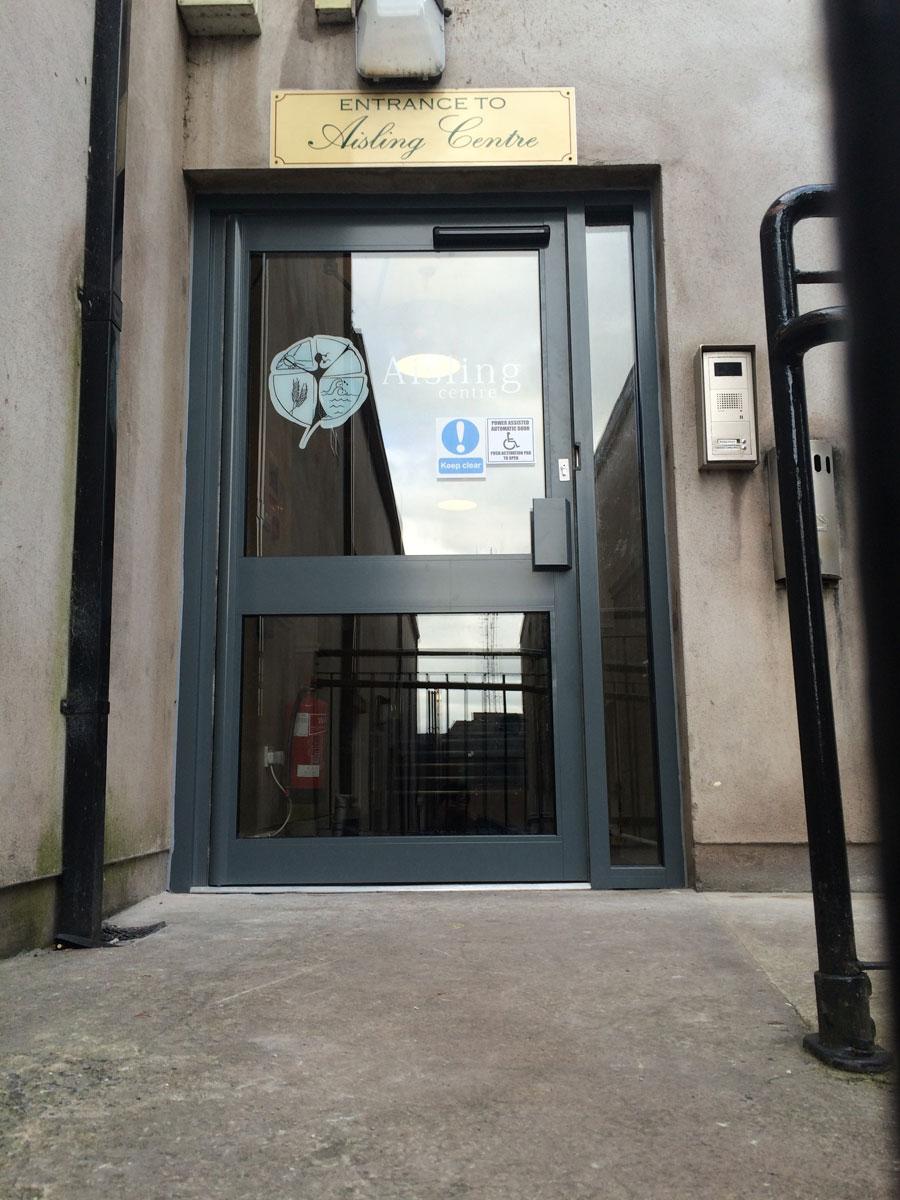 ... Disabled Access Door Installation Aisling Centre Enniskillen ... & Disabled Access Door Installation Aisling Centre Enniskillen ...