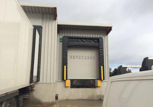 Loading Bay Installation For Pat Mc Gowan Transport