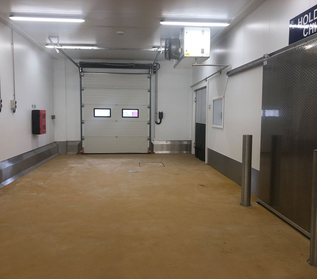New Loading Bay Equipment Installation Northern Ireland