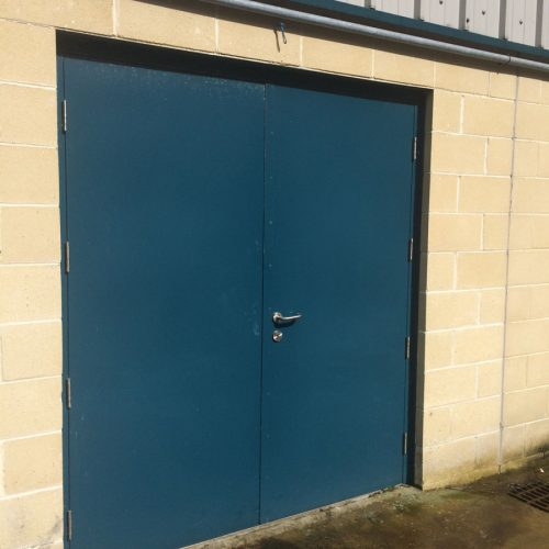 Fire Shutters And Fire Doors Northern Ireland