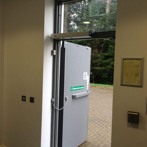 Automatic Sliding, Swing And Bi Parting Doors