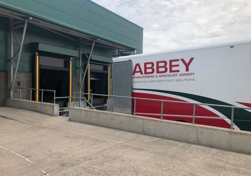 Abbey Upholsterers - Supply & Commission Of Quality Loading Bay Products